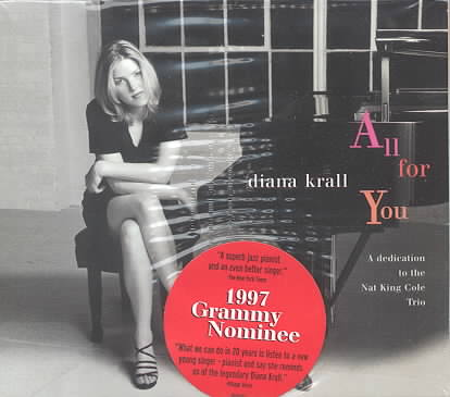 ALL FOR YOU BY KRALL,DIANA (CD)