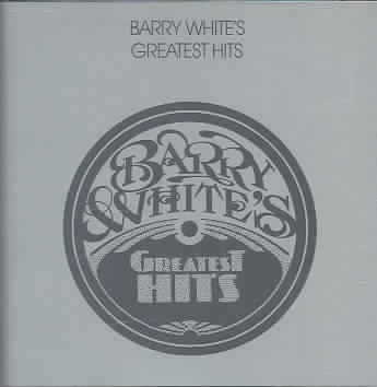 BARRY WHITE'S GREATEST HITS VOL. 1 BY WHITE,BARRY (CD)