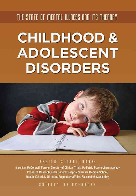 Childhood & Adolescent Disorders By Brinkerhoff, Shirley